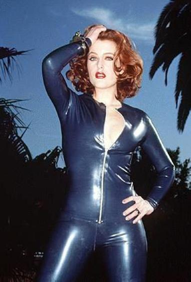 Gillian Anderson Sex Tape