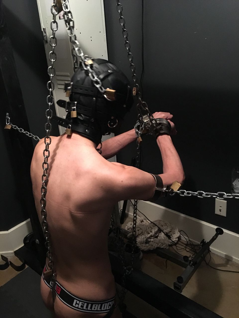 gay bondage ideas