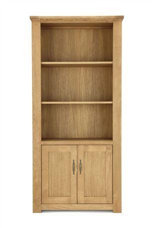 Buy Cambridge Light Tall Shelves With 2 Door Cupboard From The Next Uk Online Shop Shelves Tall Shelves Bookcase Shelves