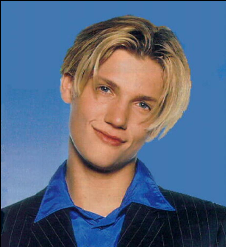 Backstreet Boys Hairstyle | Fade Haircut