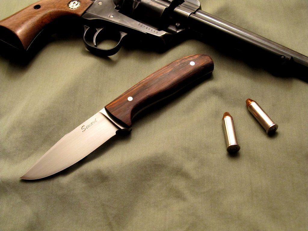 Hunters ben seward knives knife knives and blades hunter