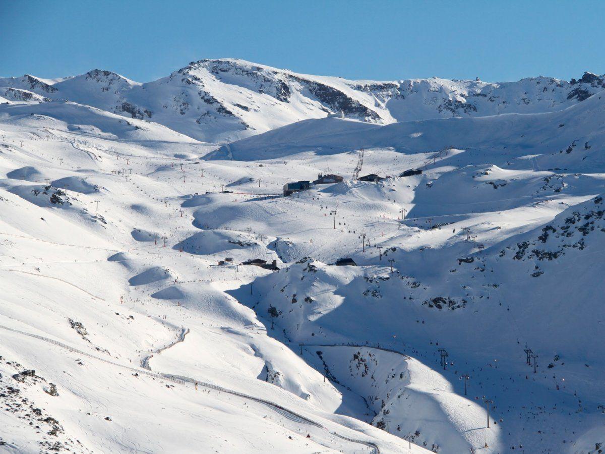 Skiën Almeria en Granada