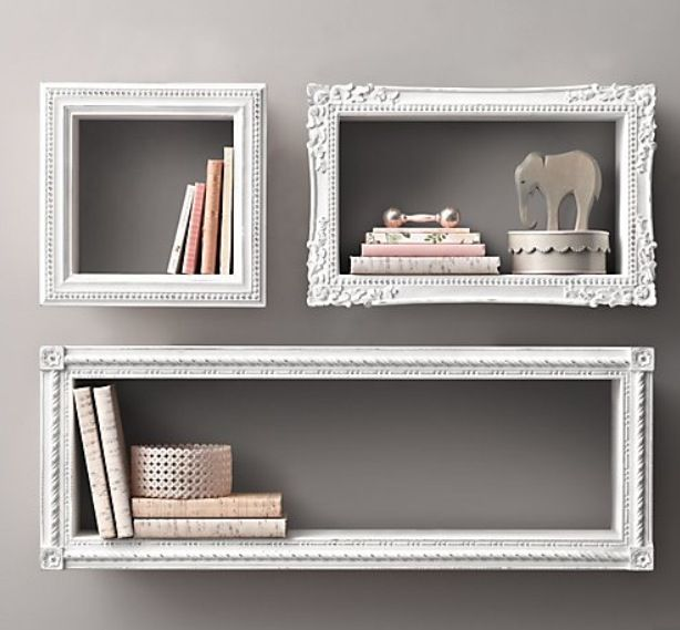 Wall storage from Restoration Hardware Baby & Child for Cantwell ...