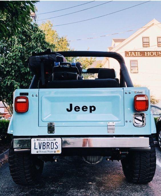 Dream Cars Jeep, Jeep Cars, Blue Jeep