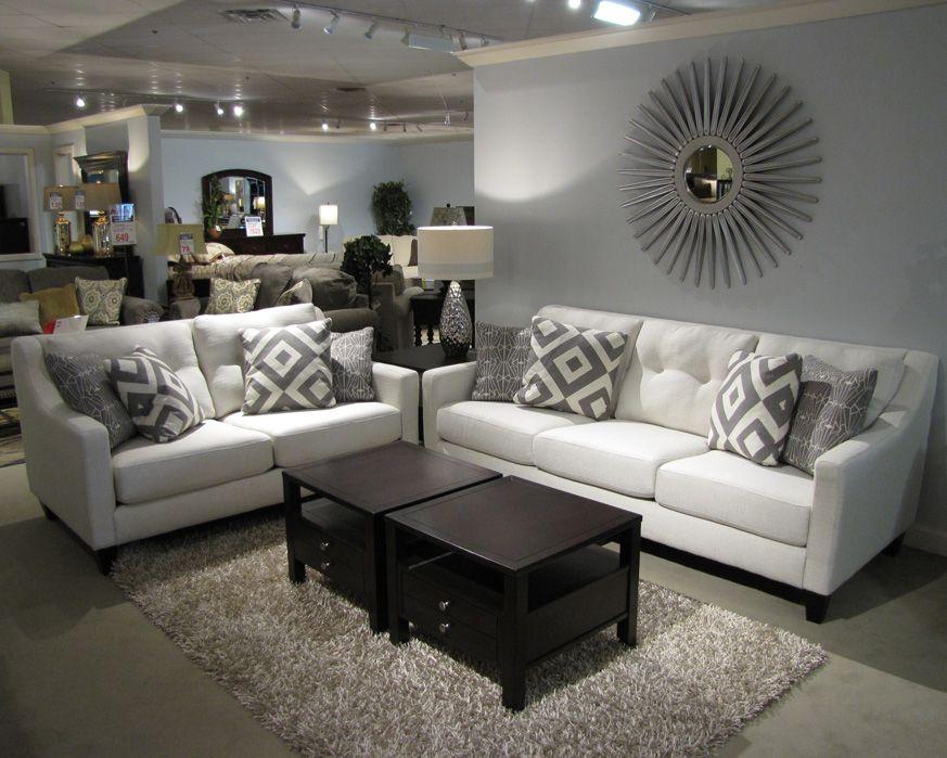 Sofa Loveseat Set 3280b Sl Sugarshack Glacier Furniture Factory