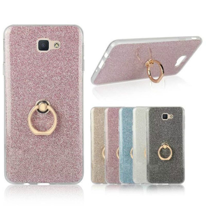 e1fa610cf42 Click to Buy << For Samsung Galaxy J7 Prime Case Transparent Soft TPU Case  Glitter Metal Ring back cover For Samsung Galaxy J7 Prime phone Case  #Affiliate