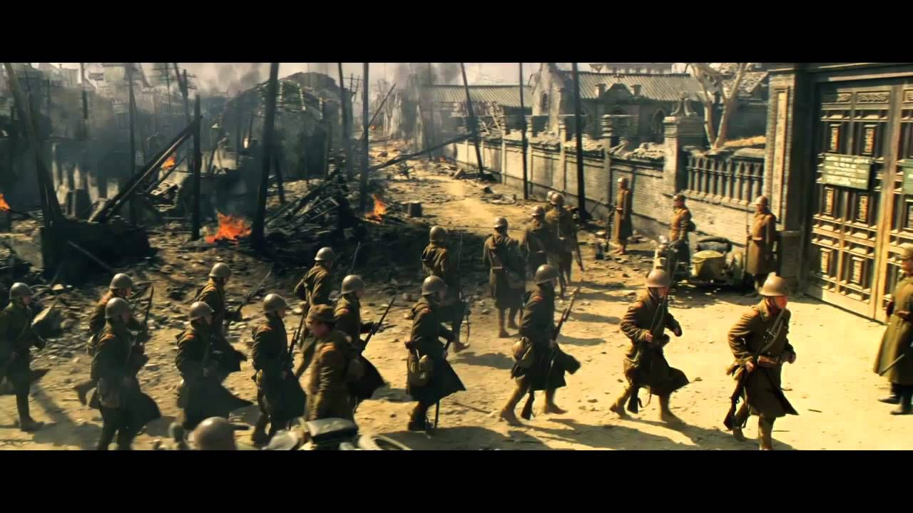 The Flowers Of War Trailer Official Hd Movie Tv Movies