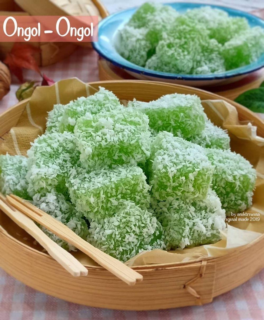 Resep Ongol Ongol C 2020 Berbagai Sumber Resep Makanan Ringan Manis Variasi Makanan