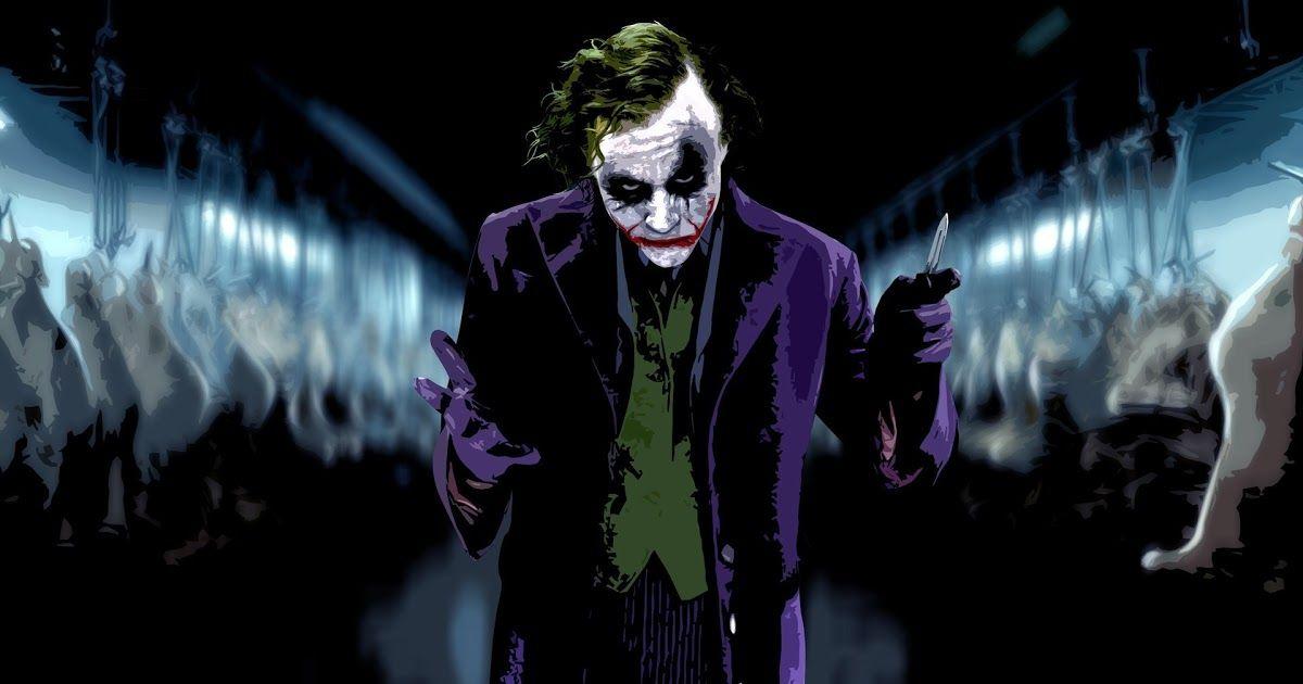 Paling Populer 30 Foto Anime Joker Seram 79 The Joker
