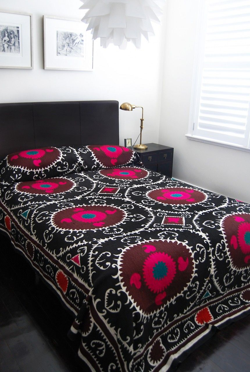 moroccan bedspread and do it yourself moroccan bedspread modern  - moroccan bedspread and do it yourself moroccan bedspread modern senseblack basic color bed sheet
