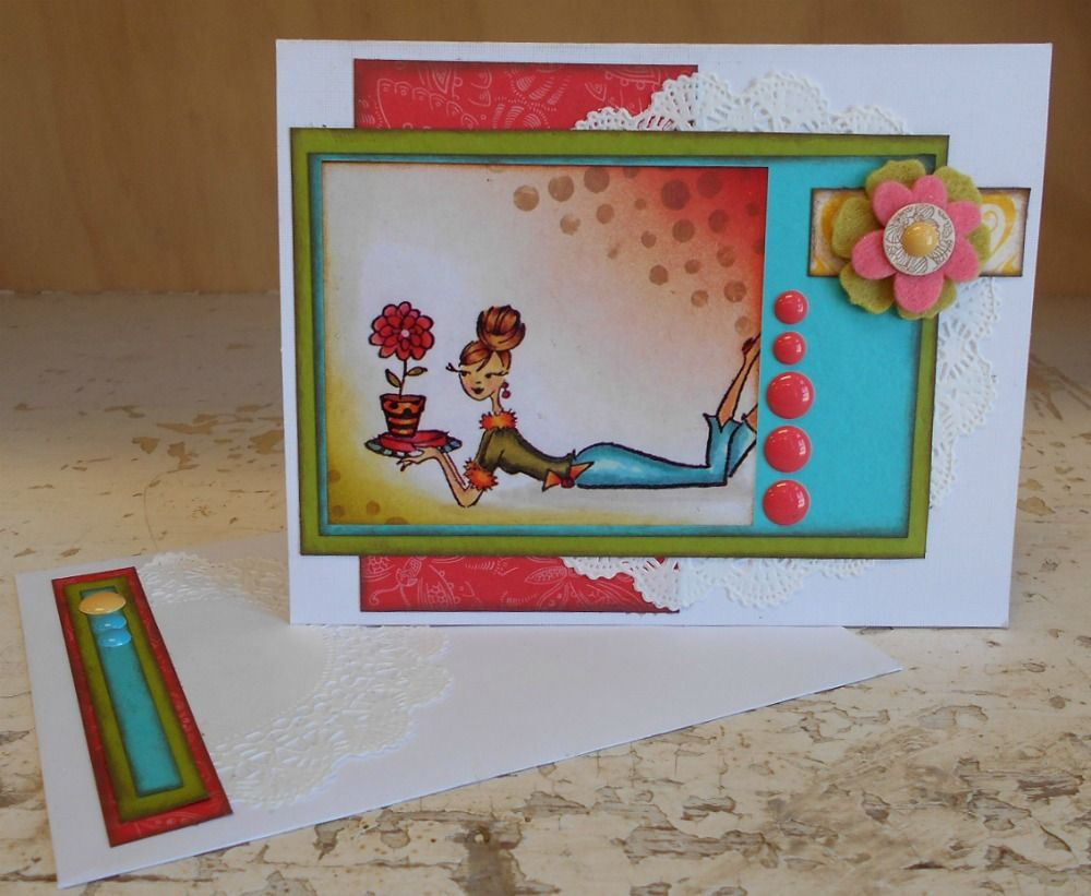 Loricardandenvelope birthday cards pinterest envelopes