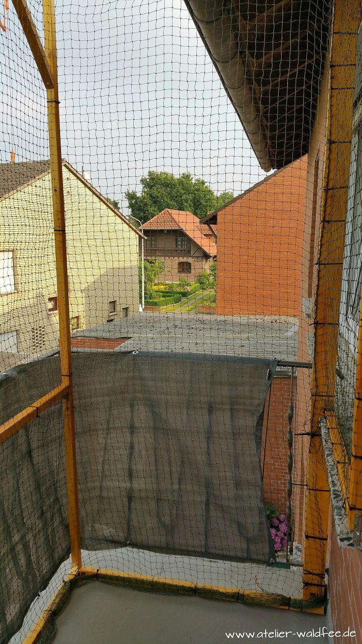 Projekt Balkon Aufbau Und Fertigstellung Teil 2 Basteln Und