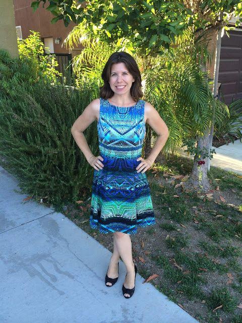Dear Stitchfix-- Delivered in my June 2015 Stitchfix! -Nicole  Adventures of a Semper Fi Family: Stitchfix June 2015 Maggie London Archie Dress