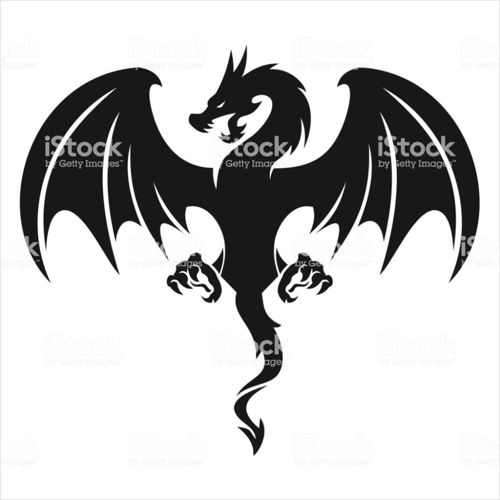 Dragon Icon Symbol Dragon Icon Free Vector Art All Animals Images