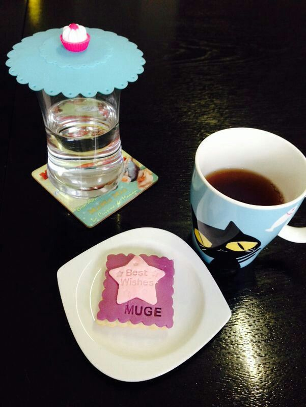 Best wishes :)) #decoration #mug #vintage #cupcake