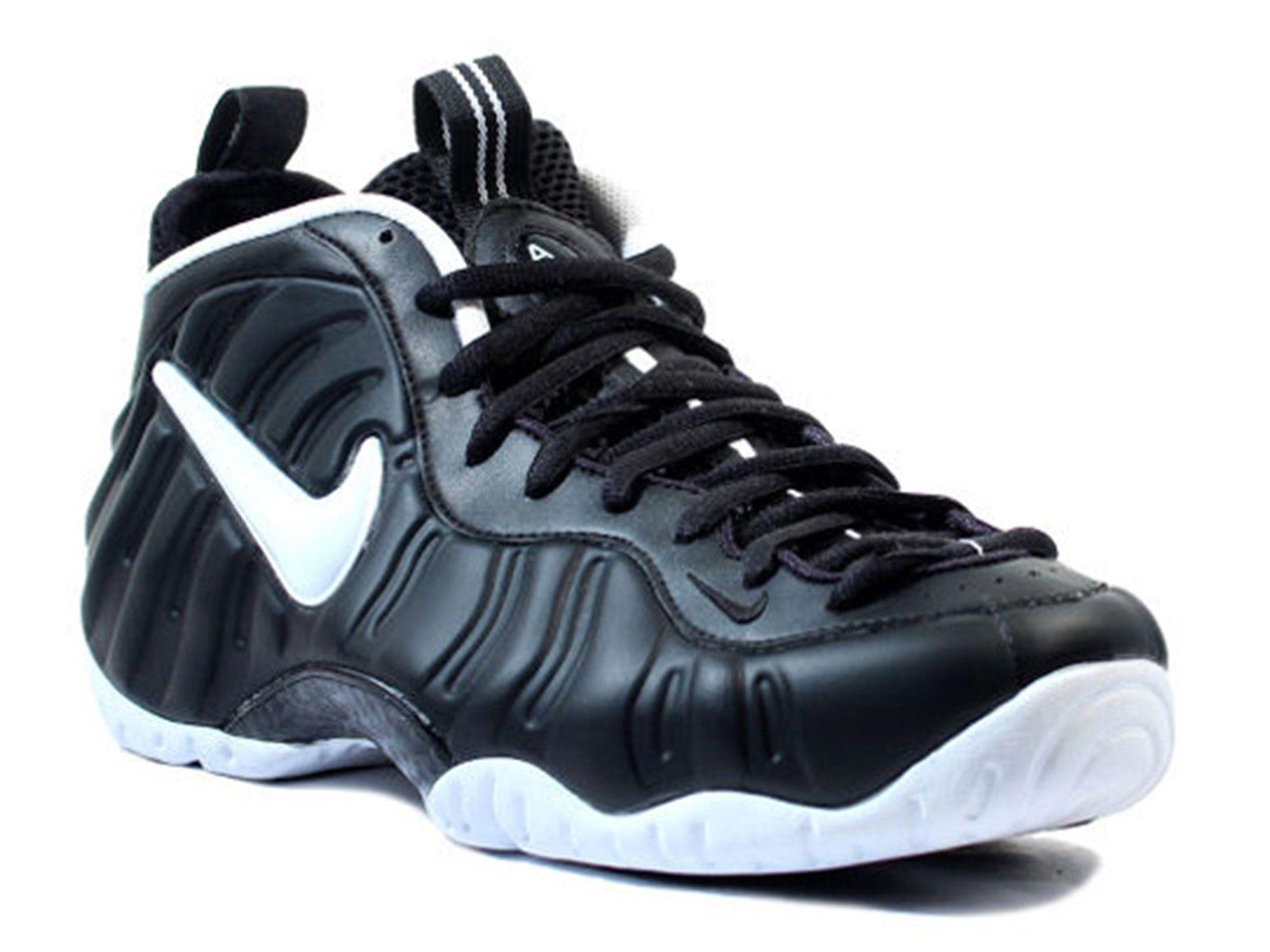 buy online 4b58b 1ad77 Nike Men s Air Foamposite Pro Dr.Doom Shoes (624041-006) Black White-Black  Sz 10