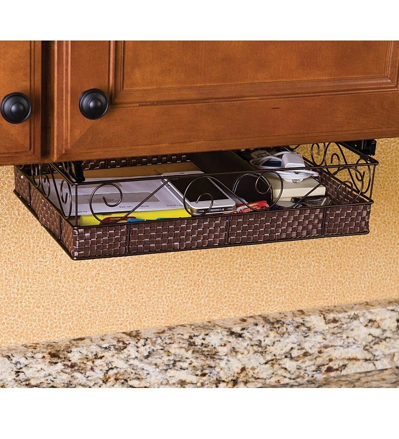 Delicieux Add Extra Storage Space To Any Room With Cabinets With The Kabinet Mate  Under The Cabinet Storage Drawer.Most Common Organization Problems Arise  From Too ...