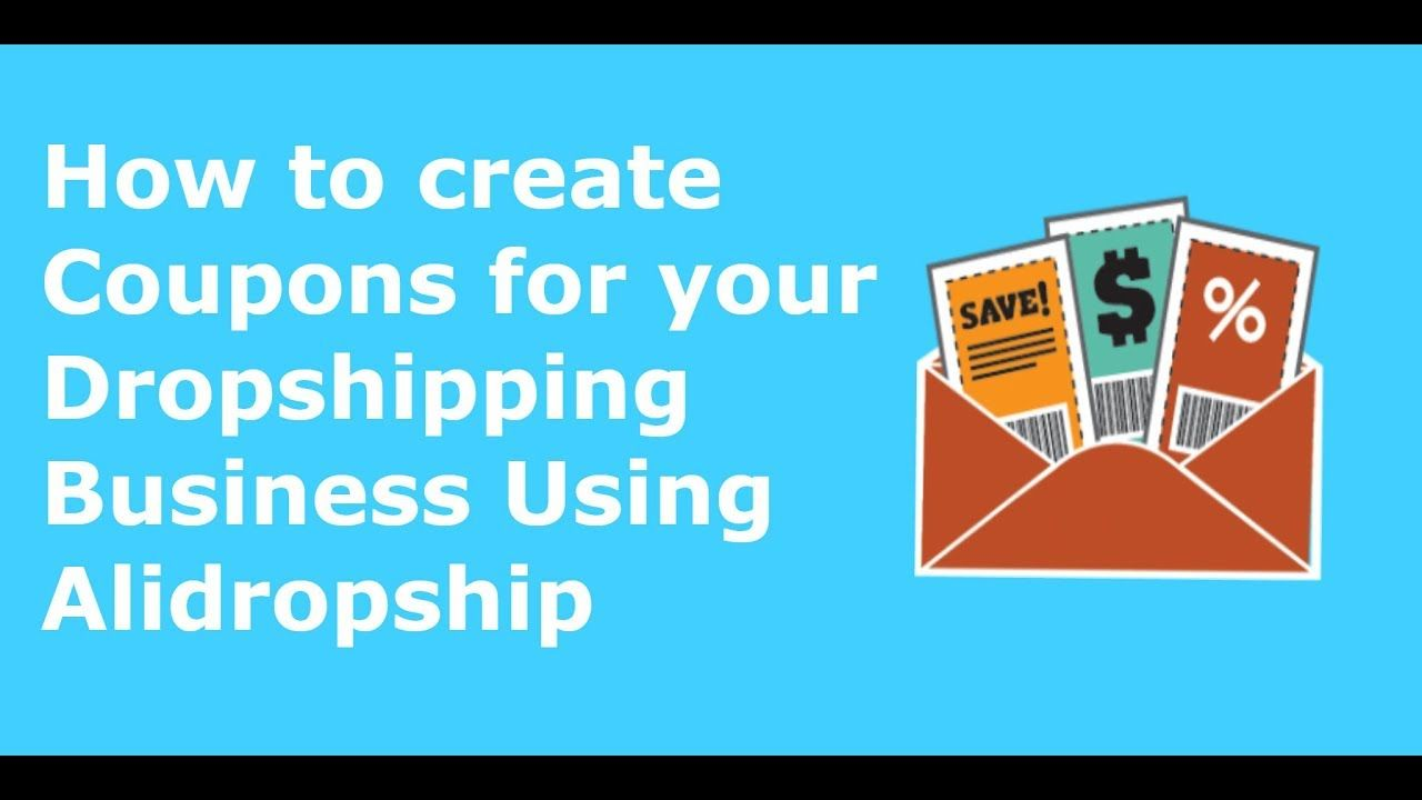 create coupons for your business