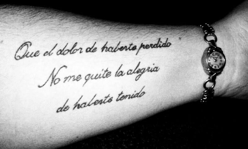 Pin En Antebrazos Tatuajes