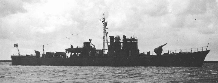 第六十号型駆潜艇(排水量420噸)...