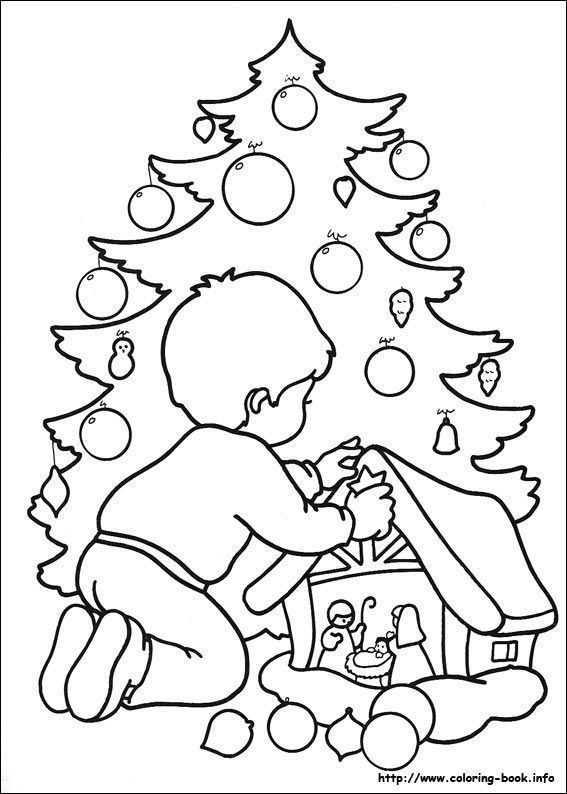 Christmas Coloring Picture Christmas Tree Coloring Page Printable Christmas Coloring Pages Christmas Coloring Pages