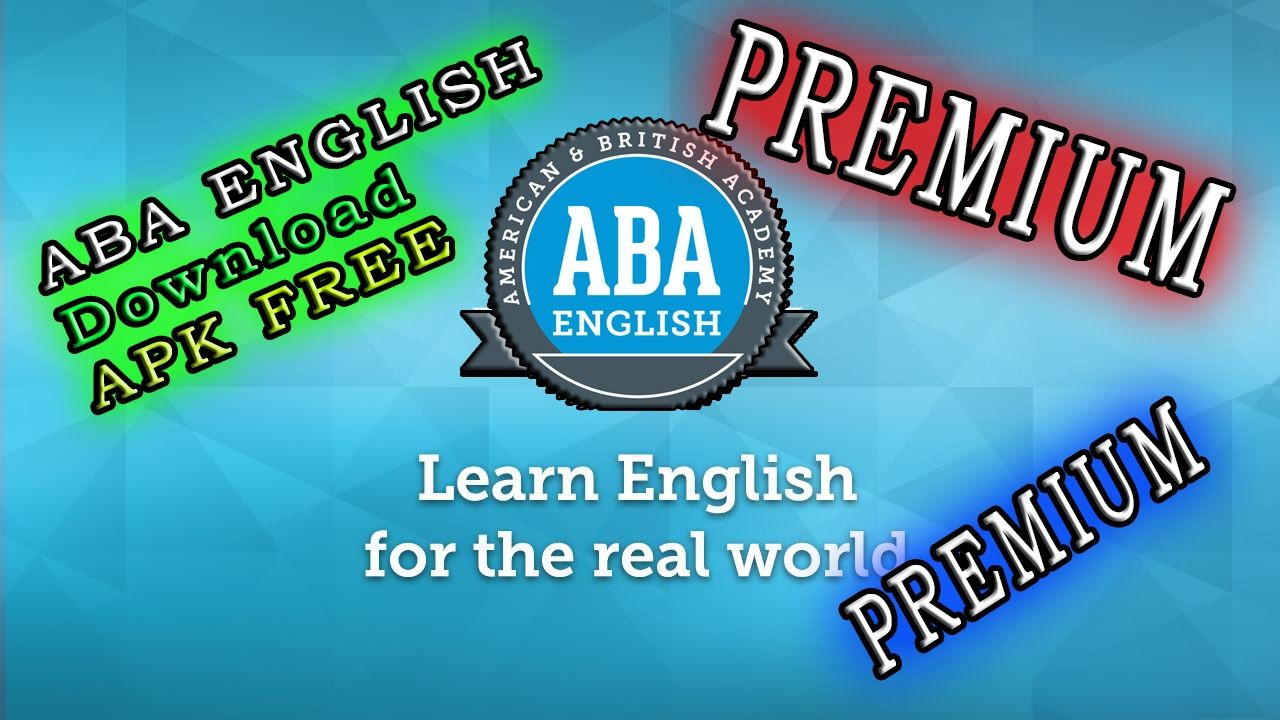 Learn English With Aba English Premium V2 5 1 1 Apk Latest