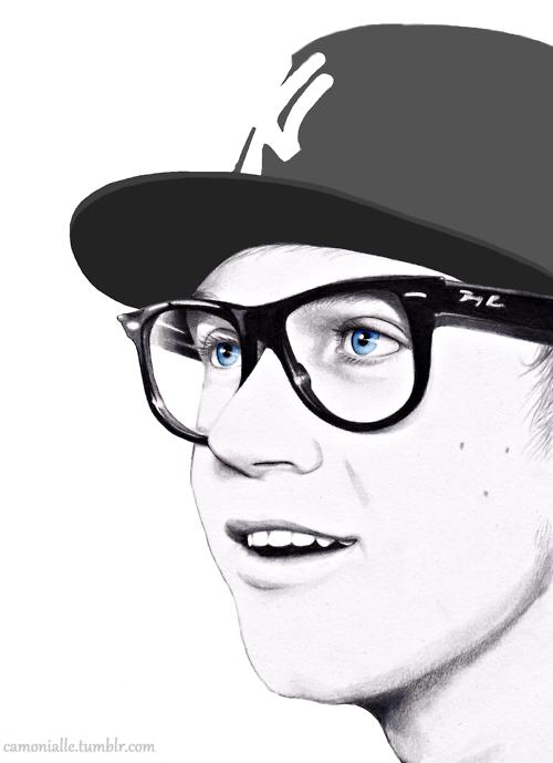 Niall drawing