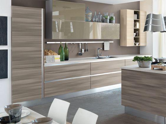 Diseños de cocinas modernas y minimalistas ideas y fotos | Projekty ...
