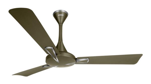 Luminous Trigon Ceiling Fan Magnet Grey Ceiling Fan Ceiling Fan