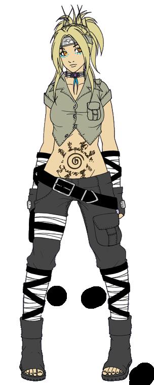 Naruto OC | Naruto oc, Naruto characters, Naruto