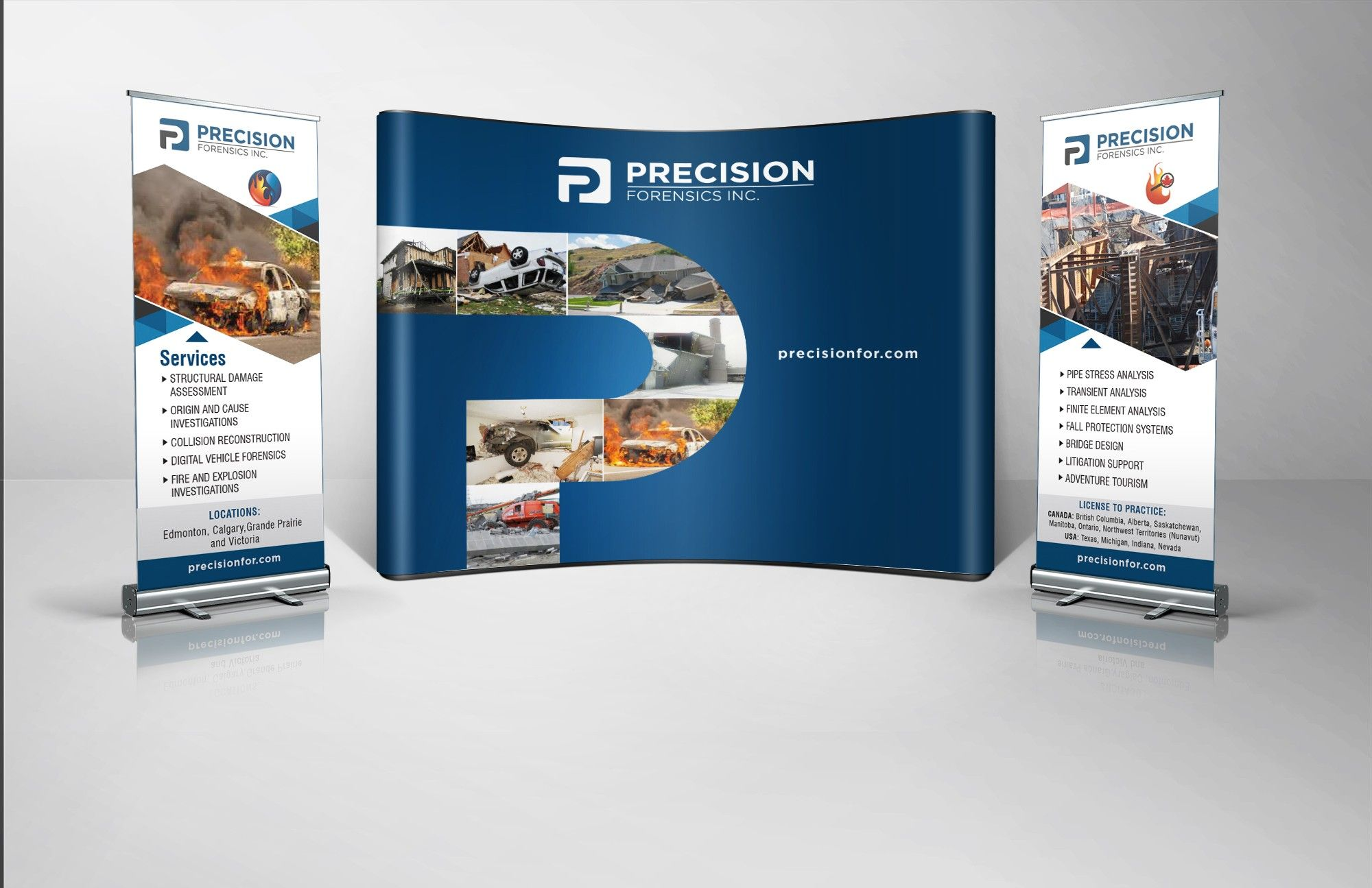 get everything you need starting at 5 fiverr tradeshow banner trade show design trade show