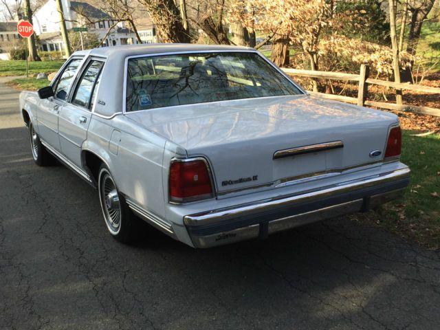 1988 - FORD - Crown Victoria | Automobile - FORD | Ford ltd