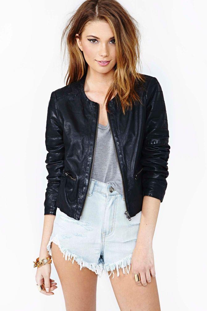 Dark Rider Leather Jacket  5539147d743