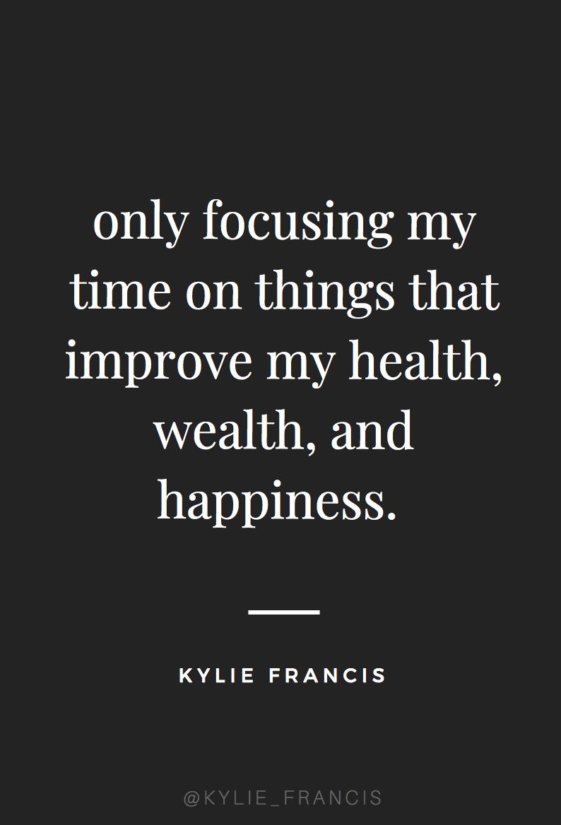 My health quotes