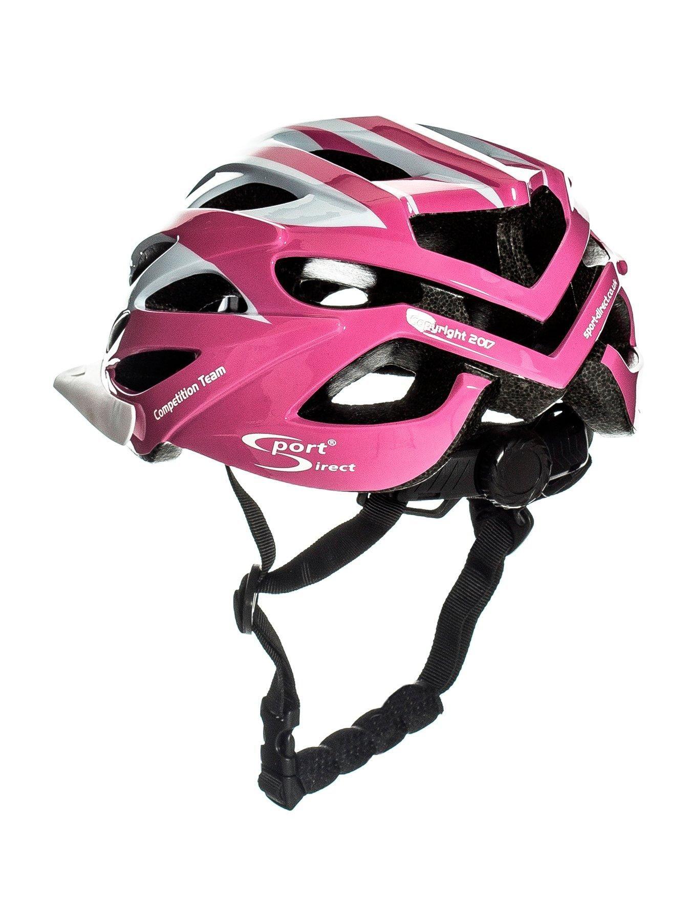 Sport Direct Sport Direct Junior Girls Bicycle Helmet 54