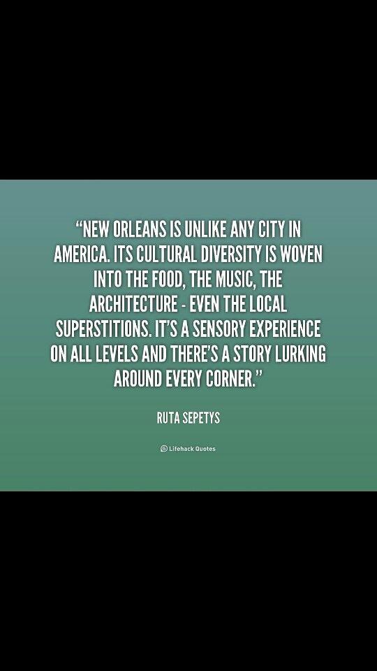 New Orleans Quotes New Orleans quote | New Orleans | New Orleans, Louisiana, New  New Orleans Quotes