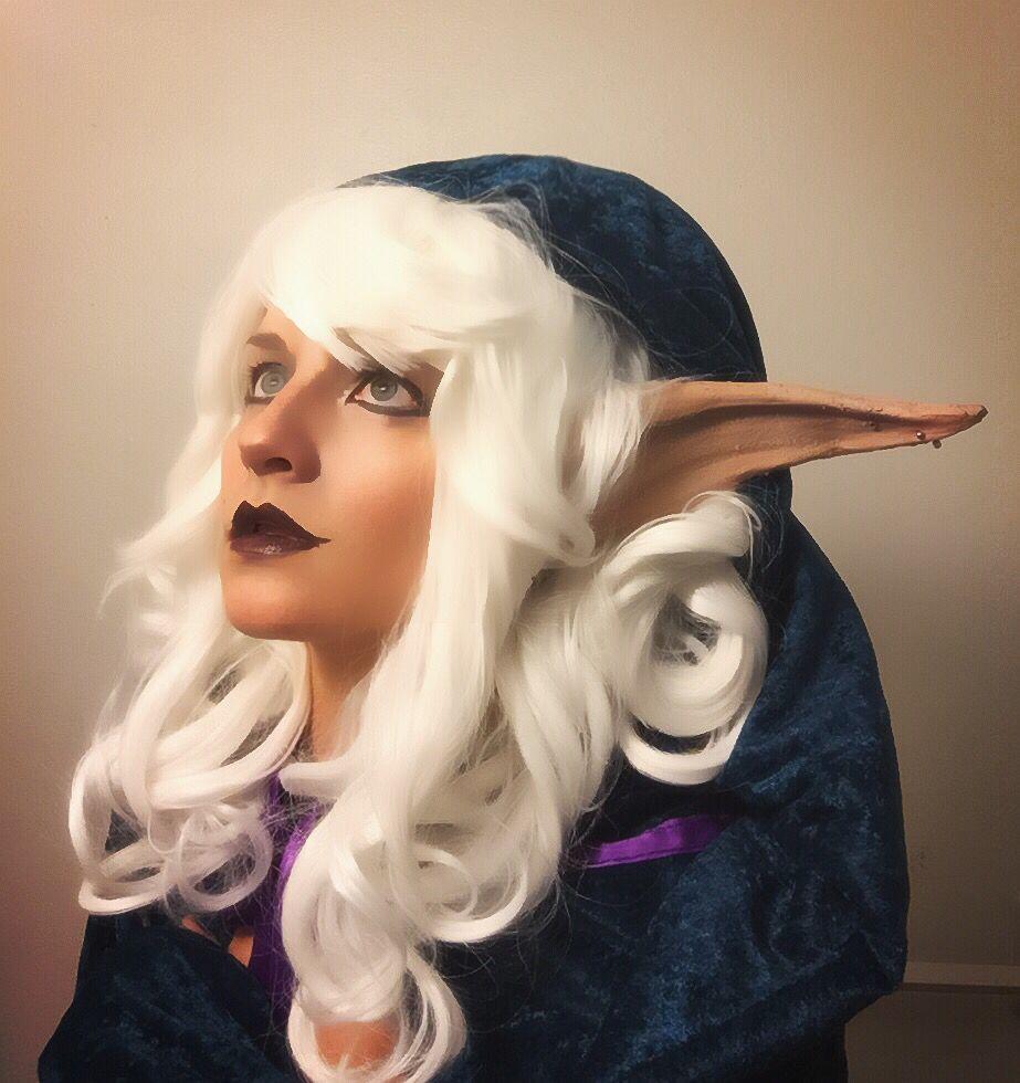 Elvin princess. Elf Fantasy Cosplay