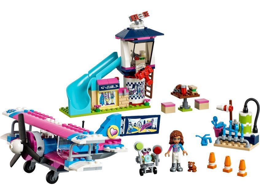 And Airplane 41343 Friends Tour Heartlake City Products Lego® dBoxCe