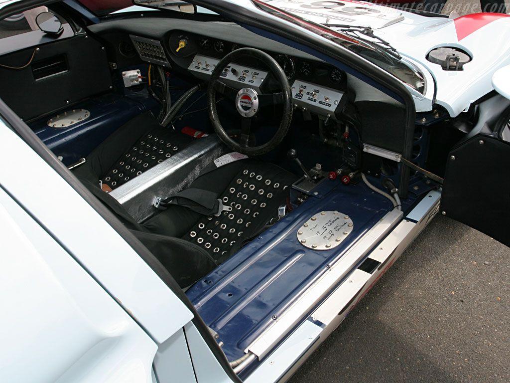 Interior フォードgt40