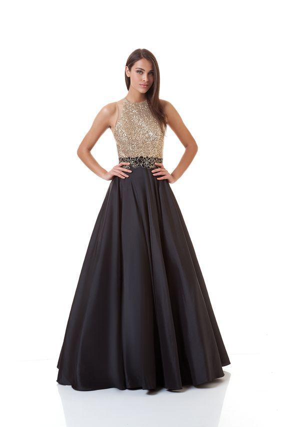 robe de soir e longue robes de bal pinterest robe summer wedding guests and prom. Black Bedroom Furniture Sets. Home Design Ideas