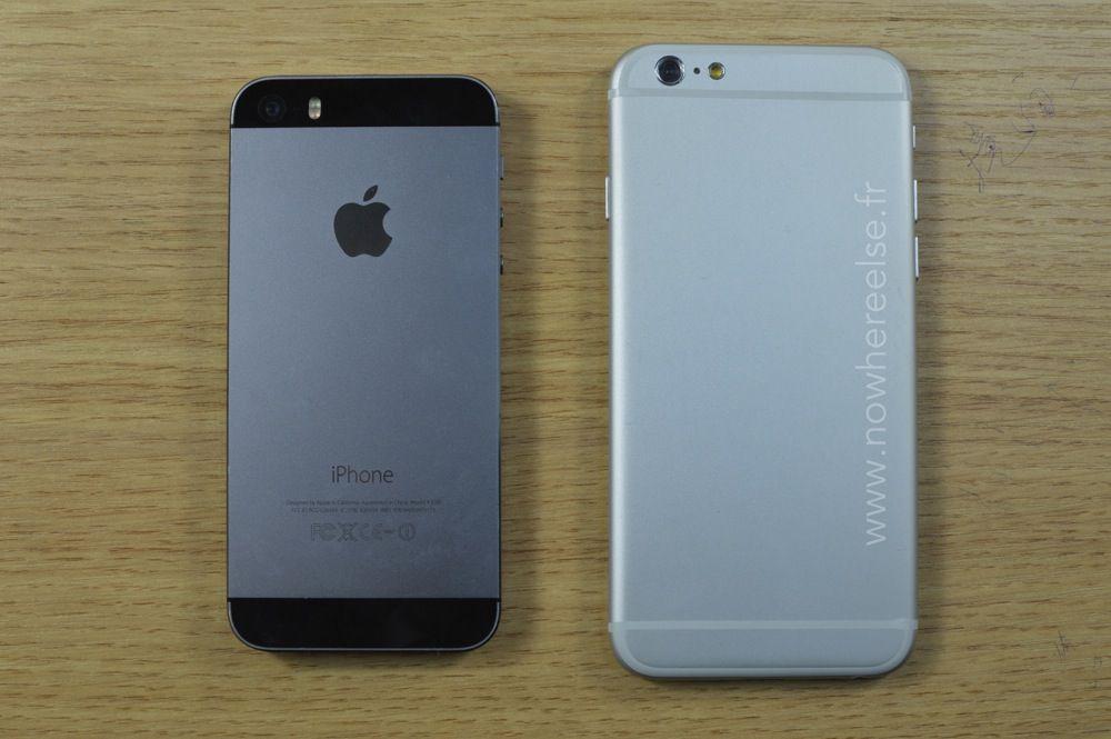 айфон 6 и айфон 5s фото