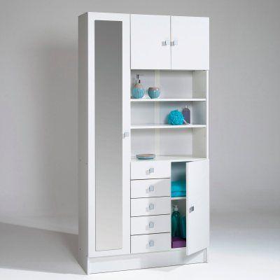 Meuble de rangement salle de bain Modern Decor Pinterest Modern