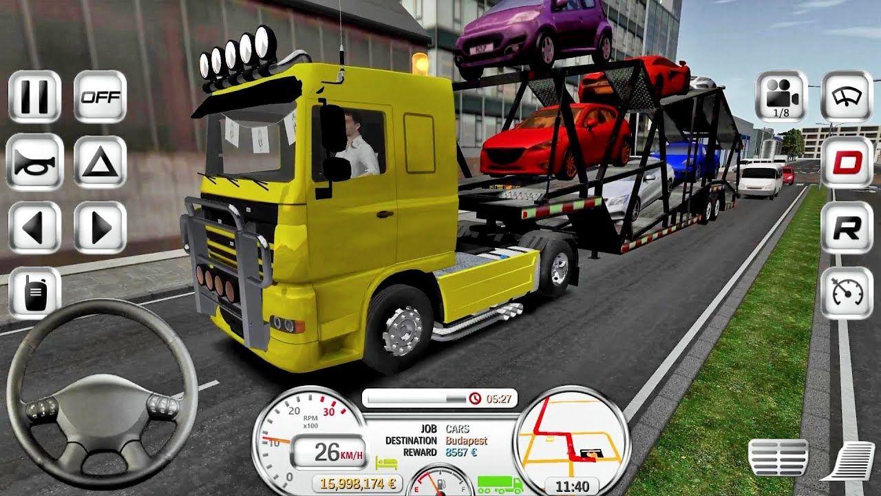 euro truck simulator 2 eng apk data