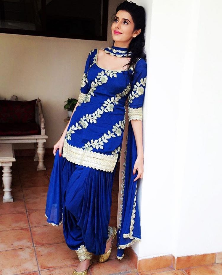 email sajsacouture@gmail.com to get this royal blue ensemble ...