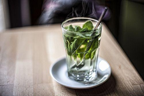 Blonde Ambition tea mint