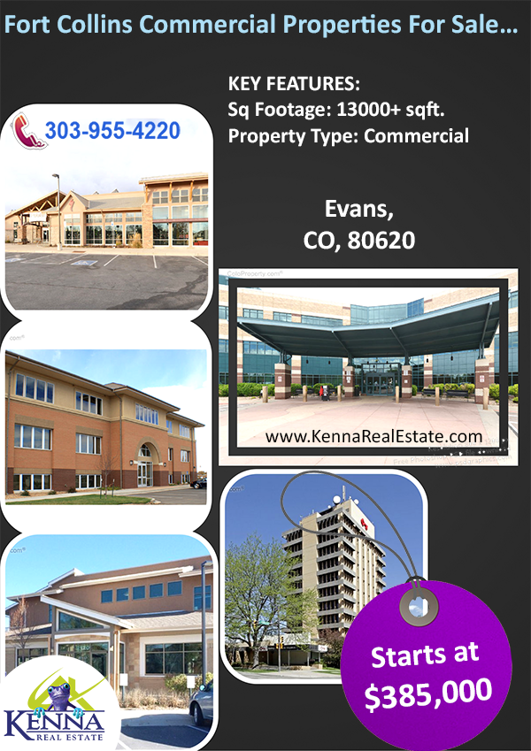 Fort Collins Commercial Properties For Sale Www Kennarealestate