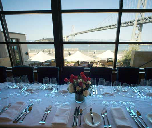 Private Dining Rooms San Francisco: EPIC Roasthouse. Capacity: 60, 100+. Situated Above The
