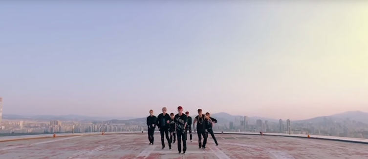 MONSTA X I can be your #Hero -MV