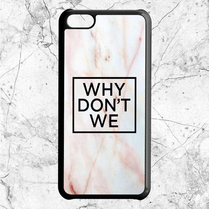 Why Don t We 6 iphone case