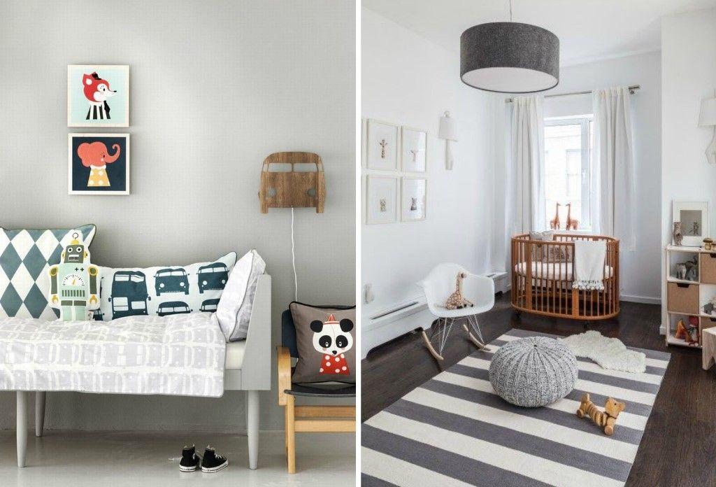 Habitaciones para beb s y ni os decoraci n - Habitaciones decoradas para ninos ...